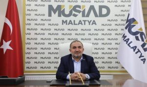 """MÜSİAD Malatya Şube Başkanı Poyraz: """"Diyanet İşleri Başkanımızın yanındayız"""""""