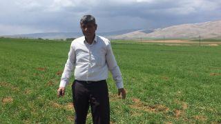 Darende'de kuraklık tehlikesi