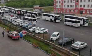 Karantina süresi dolan 278 kişi daha evlerine yollandı