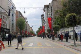 MTSO Başkanı Sadıkoğlu'ndan kapalı caddelerin açılması önerisi