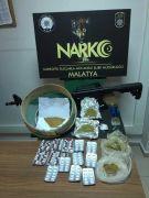 Malatya'da torbacı operasyonda: 1 tutuklama