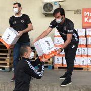 Malatya Beşiktaşlılar Derneği'nden anlamlı davranış
