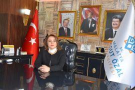 Malatya Turgut Özal Üniversitesi Rektörü Prof. Dr. Aysun karabulut: