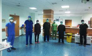 Turgut Özal Tıp Merkezi pandemi servisi ile umut oluyor