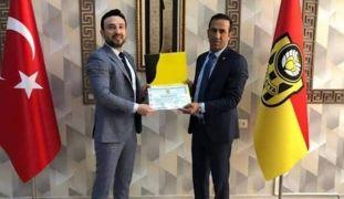 """Yeni Malatyaspor Basın Sözcüsü Hakkı Çelikel : """"İstifa yok, haberler kasıtlı"""""""
