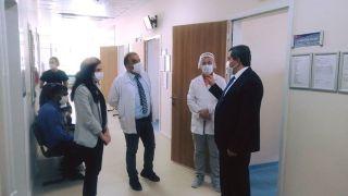 Arguvan yeni sağlık merkezine kavuştu