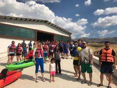 Bölgenin en büyük su sporları merkezi sporseverleri bekliyor