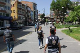 Malatya'da 'Huzurlu Sokaklar' uygulaması