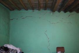 Malatya'daki depremde 20 ev ağır hasar gördü