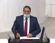 Milletvekili Fendoğlu Malatya'nın sorun ve taleplerini dile getirdi