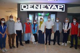 Baydaş'tan  Deneyap Türkiye Teknoloji Atölyesine ziyaret