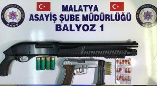Malatya'da uyuşturucu ve silah kaçakçılığına geçit yok
