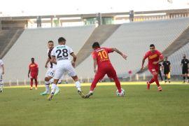 Yeni Malatyaspor'un hafta içi maçları