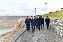 AK Partili heyet yatırımları inceledi