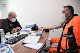 Battalgazi Belediyesi'nde öncelik iş sağlığı ve güvenliği