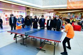 Yeşilyurt'ta gençlik oyunları tamamlandı