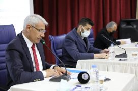 Battalgazi Meclisi Mart ayı toplantısı yapıldı