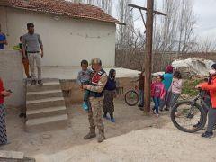 Kayıp çocuk drone ile bulundu