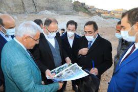 Kentsel dönüşüm heyetinden Şehit Fevzi Mahallesinde