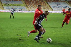 Süper Lig: Yeni Malatyaspor: 0 – Beşiktaş: 0 (İlk yarı)