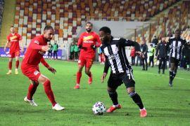 Süper Lig: Yeni Malatyaspor: 0 – Beşiktaş: 1 (Maç sonucu)