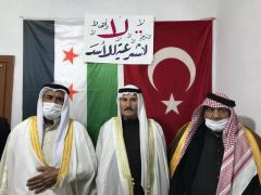 Suriyeli aşiretler Esad'ı istemiyor