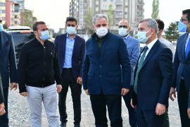 AK Partili milletvekillerinden Yeşilyurt Belediyesi ile ilgili açıklama