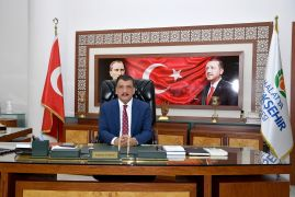 Başkan Gürkan'dan 23 Nisan mesajı