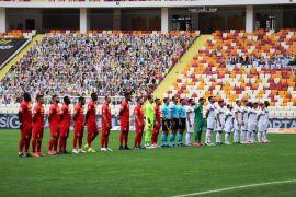 Süper Lig: Yeni Malatyaspor: 0 – Aytemiz Alanyaspor: 0 (İlk yarı)