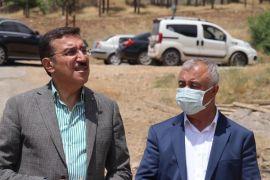AK Partili Tüfenkci'den Arapgir ilçesine ziyaret