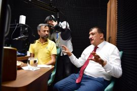 Malatya Büyükşehir Radyosu'ndan ilk yayın Zafer Bayramı günü
