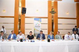 Başkan Gürkan'dan, STK temsilcileriyle gastronomi fuarı için istişare toplantısı