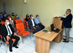 Çınar, Anadolu İrfanı Seminerleri açılış programına katıldı