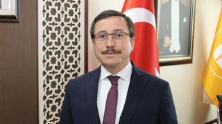 """Rektör Kızılay: """"Topluma katkı sunmaya devam edeceğiz"""""""