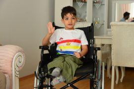 Sosyal medyadaki tekerlekli sandalye çağrısına Başkan Çınar duyarsız kalmadı