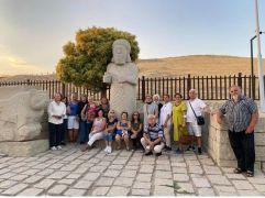 UNESCO Dünya Mirası Kalıcı Listesi'ne giren Arslantepe'de turist sayısı arttı