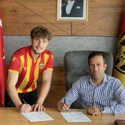 Yeni Malatyaspor, Arda Hilmi Şengül ile 3 yıllık sözleşme imzaladı
