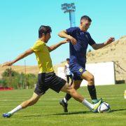 Yeni Malatyaspor, U19 Takımı ile hazırlık maçı oynadı