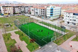 Yeşilyurt Belediyesi'nden spora ve gençliğe dev yatırımlar