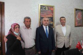 15 Temmuz şehitlerinin aileleri Malatya'da ağırlandı