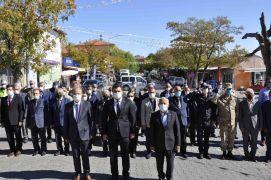 Arguvan'da Muhtarlar Günü kutlaması