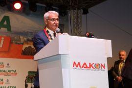 """Başkan Güder: """"Tarih başkenti Battalgazi'mizi İstanbul'a getirdik"""""""