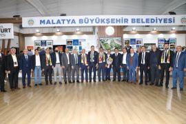 Başkan Gürkan,İstanbul'da yaşayan Malatyalılarla buluştu