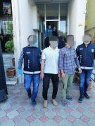 Malatya'da 11 kaçak göçmen yakalandı
