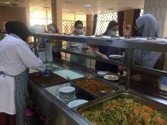 Öğrencilere yemek bursu